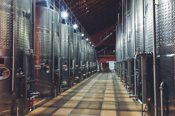 Այցելություն Armenia Wine գործարան