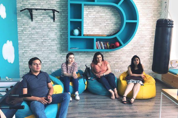 Այցելություն Digitain Armenia-ի գրասենյակ